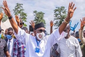 Ondo 2020:  Governor Rotimi Akeredolu has been declared winner of the  governorship election