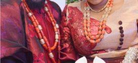 Engr. Taofeek Olusegun Wahab and wife, Titilayo, stage grand wedding for son, Taslim Olawale Wahab and heartthrob, Aminat Jadesola Oloko